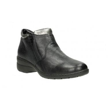 Rieker L4363-00 Zwart