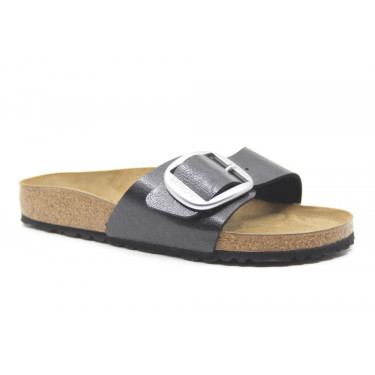 Birkenstock Madrid Big Buckle Graceful Licorice