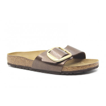 Birkenstock Madrid Big Buckle Graceful Toffee
