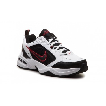 Nike Air Monarch IV Zwart Wit