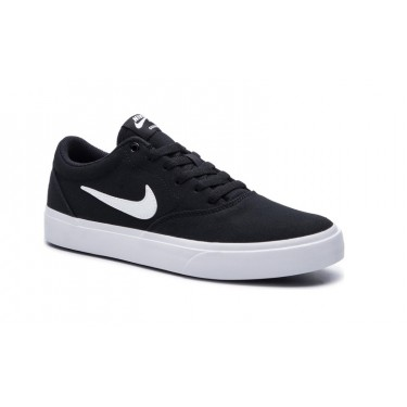 Nike SB Charge CNVS Zwart