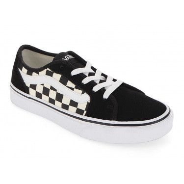 Vans Filmore Decon Zwart Wit