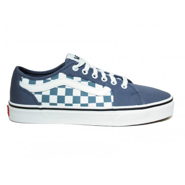 Vans Filmore Decon Blauw Wit