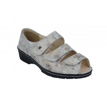 Finn Comfort Ischia Stone