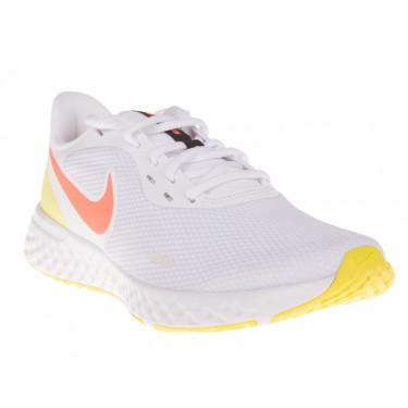 Nike WMNS Revolution 5 Wit Mango