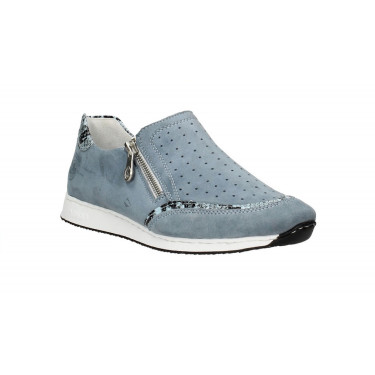 Rieker 56075-10 Blauw