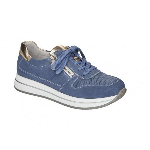 Rieker N4501-10 Blauw