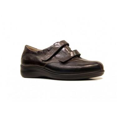 Durea schoenen 6995/248 K Brons/Zwart (8893)