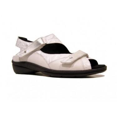 Durea sandalen 7213/216 G Wit (8049)