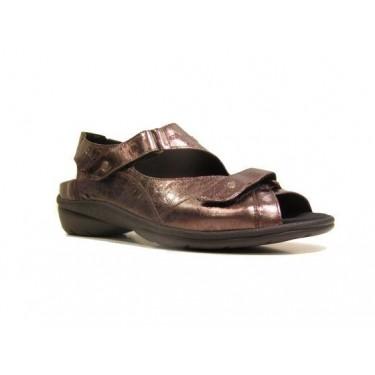Durea sandalen 7213/215 E Brons (6933)