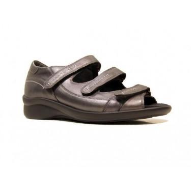 Durea sandalen 7259/219 K Grijs (8050)