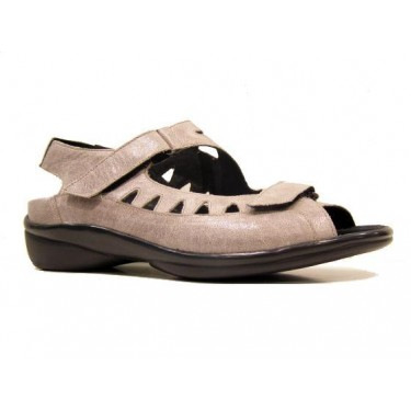 Durea sandalen 7276/215 E Verengrijs (10411)