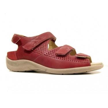 Durea sandalen 7278/074 G Bordo (10409)