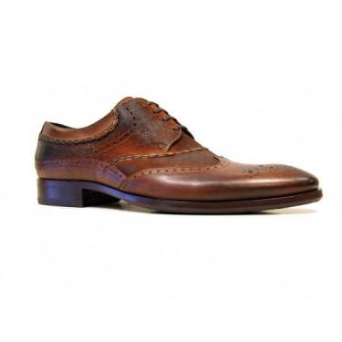 Giorgio schoenen 25005/01 Cognac (9432)