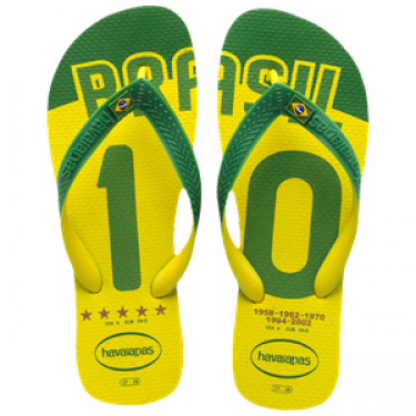 Havaianas Kids Teams Yellow (8415)