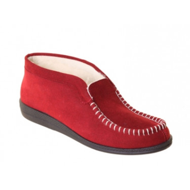Rohde pantoffels 2176/43 Rood (11388/12271/13204)