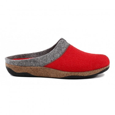 Rohde pantoffels 6275/41 Rood (11453)