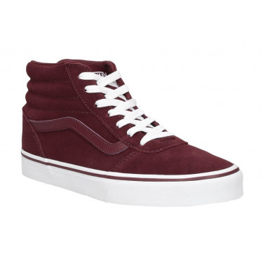 Vans Ward Hi Bordo