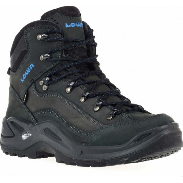 Lowa Renegade GTX Mid Antracite Steel Blue