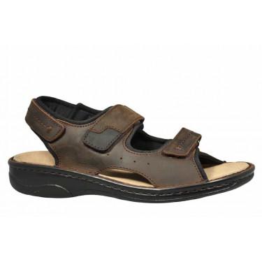 Rohde sandalen 5850/72 Mocca (11287)