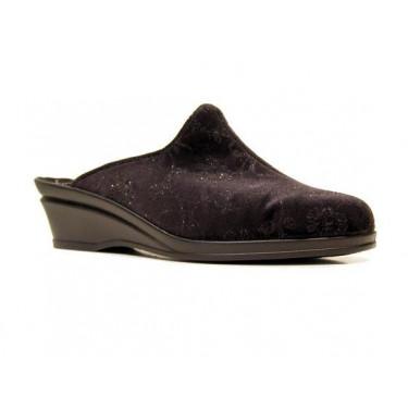 Rohde pantoffels 2377/90 Zwart (9039)
