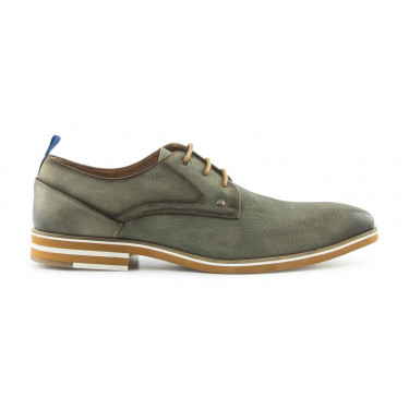 Australian Derby Leather Khaki