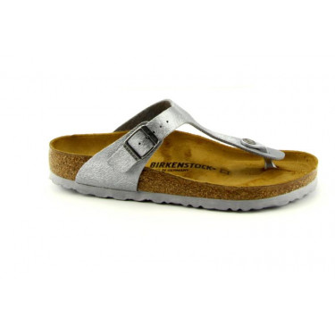 Birkenstock Gizeh BS Animal Fascination Gray