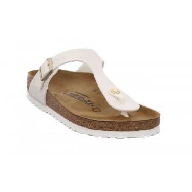Birkenstock Gizeh BS Animal Fascination Offwhite